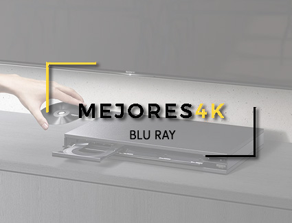 reproductor 4k blu ray